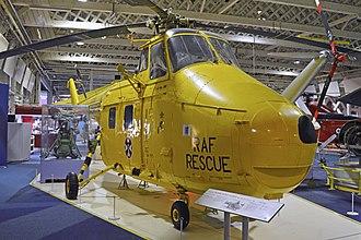 No. 1563 Flight RAF - Image: Westland Whirlwind HAR.10 'XP299' (33183862021)