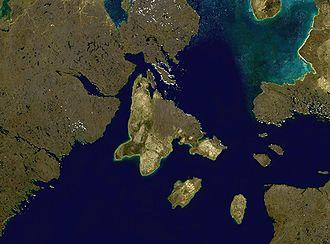 Southampton Island - Image: Wfm southampton island