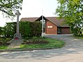 Whitbourne - Village Hall - geograph.org.uk - 792013.jpg