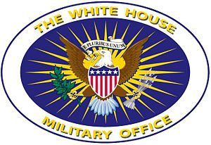 White House Military Office - Image: White House Military Office seal