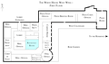White House West Wing - 1st Floor with the Roosevelt Room highlighted.png