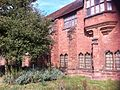 Whitefriars, Coventry a former Carmelite friary now used for storage by the Herbert.jpg