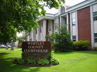 Whitley County, Kentucky County in the United States