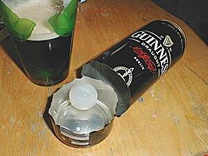Widget (beer) - Guinness floating widget