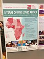 Wiki in Africa Poster 3 at Wikimania 2019.jpg