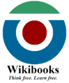Wikibooks logo Diego UFCG 2.PNG