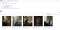 Wikidata query for paintings by Johannes Vermeer that depict maps.png