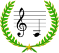 Wikipedia-laurier-musique.png