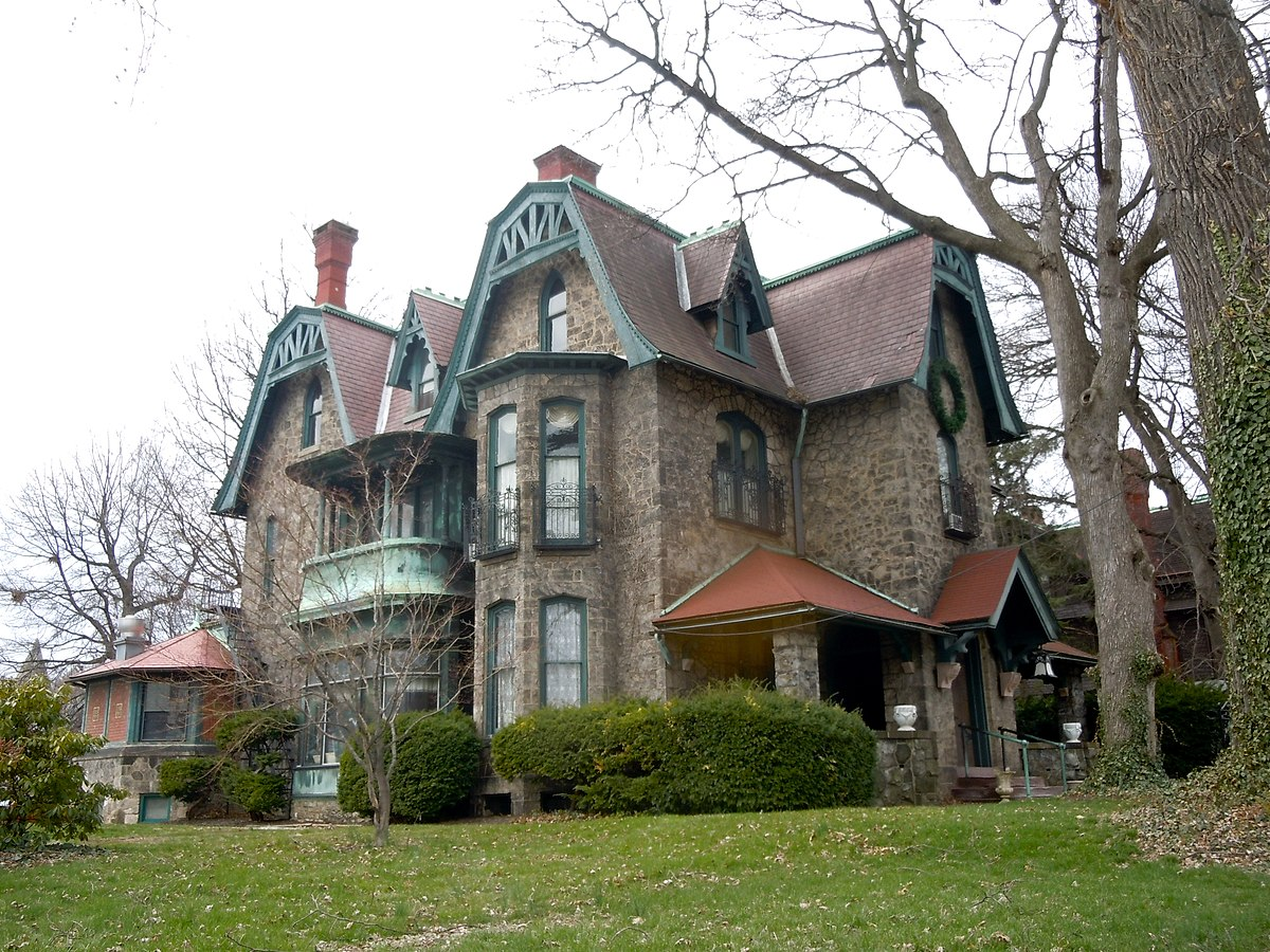Wilhelm Mansion And Carriage House Wikipedia