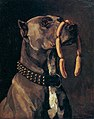 Wilhelm Trübner Dogge mit Würsten.jpg