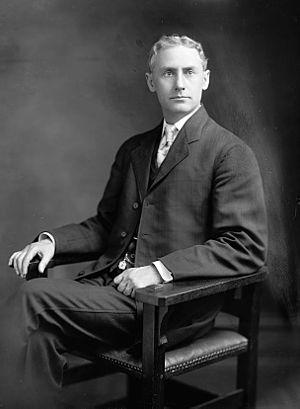 William G. Conley - Image: William G Conley