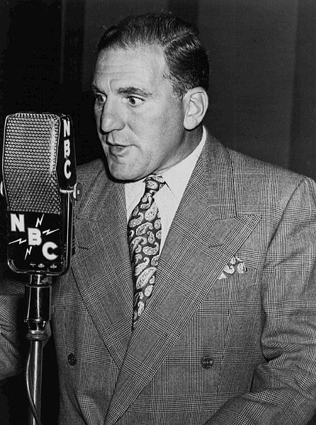 File:William Bendix Chester Riley on Radio Life of Riley.JPG
