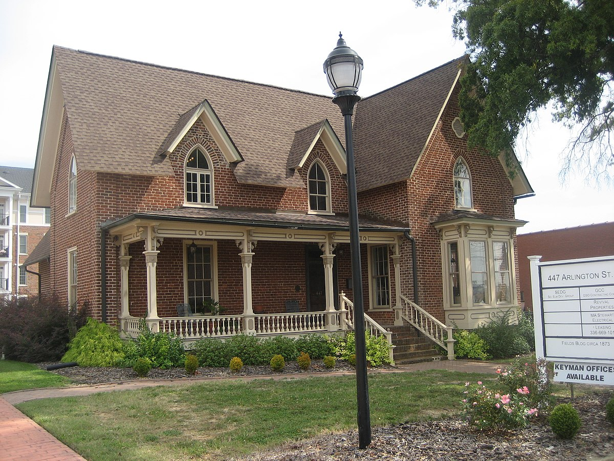 William fields house wikipedia for The carolina house