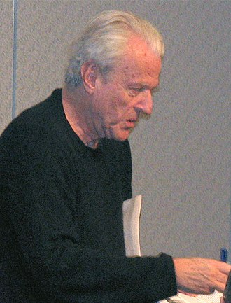 William Goldman - Goldman at the 2008 Screenwriting Expo