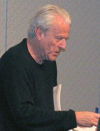 William Goldman - Goldman at the 2008 Screenwriting Expo