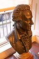 William Herschel Museum - Bust of William Herschel 1.jpg