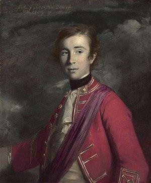 William Kerr, 5th Marquess of Lothian - William John Kerr, 5th Marquess of Lothian (1737-1815) (Joshua Reynolds, late 1750s)