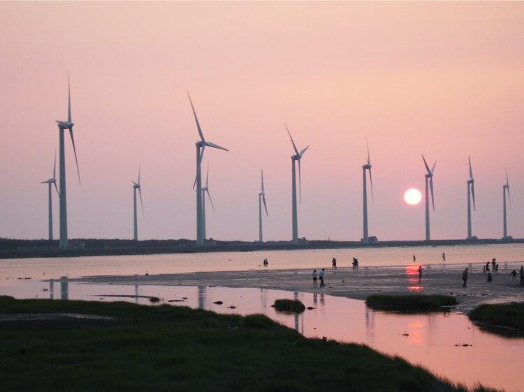 Wind power-Kaumei