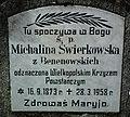 Witkowo Cemetery, Wielkopolskie Uprising tomb (Michalina Swierkowska Benonowska).jpg