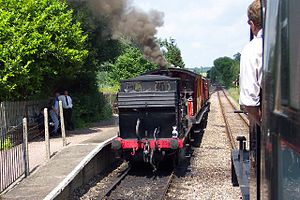Wittersham Road railway station - Image: Wittersham Road Station