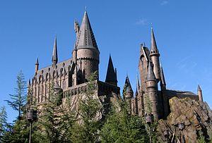 Hogwarts Castle cover