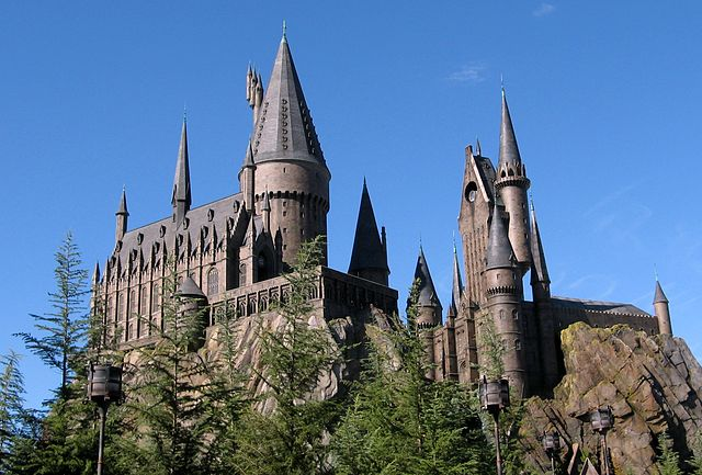 see: The Wizarding World of Harry Potter