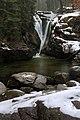 Wodospad na potoku Szklarka w Karkonoszach, Karkonoski Park Narodowy.jpg