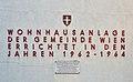 Wohnhausanlage Waldvogelstraße 2-8 - inscription.jpg