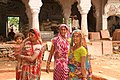Women construction workers from Jhansi and Sagar.jpg