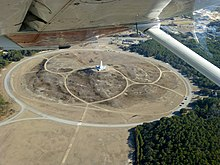 Wright Brothers Memorial from the air.jpg