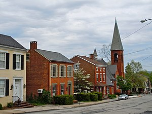 Wrightsville, Pennsylvania - Image: Wrightsville PA HD Presby
