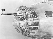 XB-15 Nose Turrent