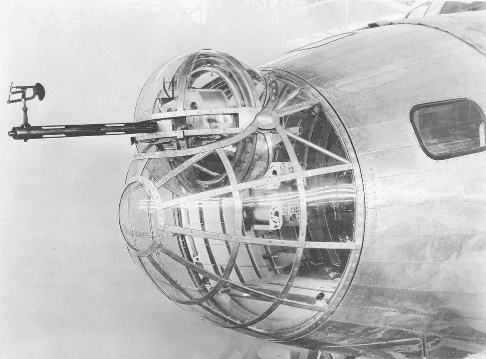 XB-15 Nose Turrent