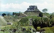 Xunantunich, Belize.