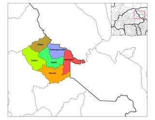 Solhan (department) Department in Sahel Region, Burkina Faso
