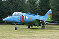 Yakolev Yak-38 Forger 38 yellow (7903035056).jpg