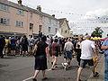 Yarmouth Pier Street during Old Gaffers Festival 2010 2.JPG