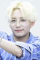 Yoon Jeong-han during a fan signing event in June 2017 03.png