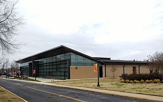 York Technical College - Image: York Technical College buildings 1