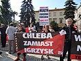 """ZSP, """"Chleba Zamiast Igrzysk"""", Warszawa 2012.jpg"""