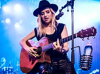 ZZ Ward American singer-songwriter from Pennsylvania