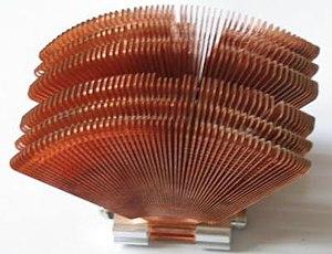 Zalman - Image: Zalman heat sink