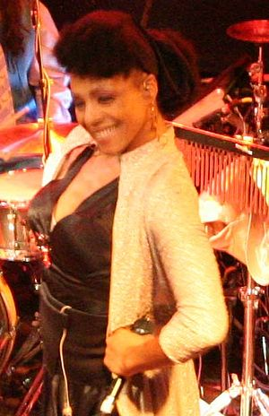 Marie Daulne - Marie Daulne singing in Baltimore, US on November 2007