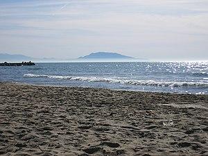 Zéralda - Image: Zeralda plage