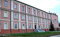 Zespół seminaryjny budynek 01 tył - Janów Podlaski powiat bialski woj. lubelskie ArPiCh A-202.JPG