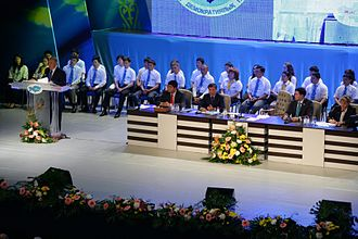 Zhas Otan - Speech of President of Kazakhstan Nursultan Nazarbayev at I Congress of Zhas Otan.
