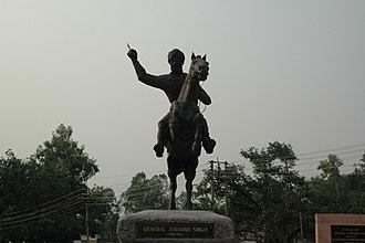 Sino-Sikh War - General Zorawar Singh (1786-1841)