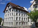 Stadtbauamt, St. Oswaldgasse (ehemalige Lateinschule, 1712)
