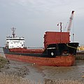 """Alexander Grin"" at Old Ferry Wharf, Barrow Haven - geograph.org.uk - 1759864.jpg"