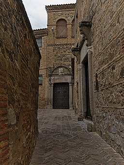 """Casa del Greco"" (Toledo). Portada"